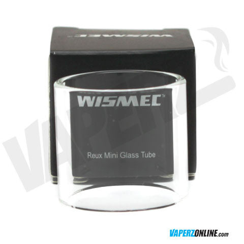 Wismec - Reux Mini Replacement Glass Tube - Vaperz