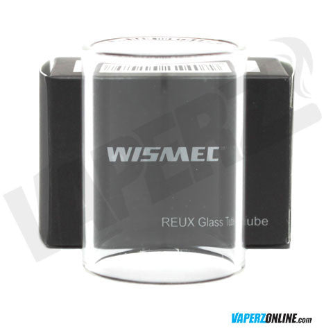 Wismec - Reux Replacement Glass Tube - Vaperz