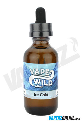 Vape Wild - Ice Cold - 60ml - Vaperz