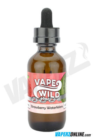 Vape Wild - Strawberry Waterfelons - 60ml - Vaperz