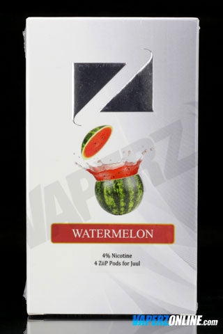 ZiiP Pods for Juul - Watermelon - 4 pack - Vaperz