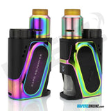 iJoy - CAPO Squonk 20700 Mod with Combo RDA Triangle Starter Kit (Battery Included)