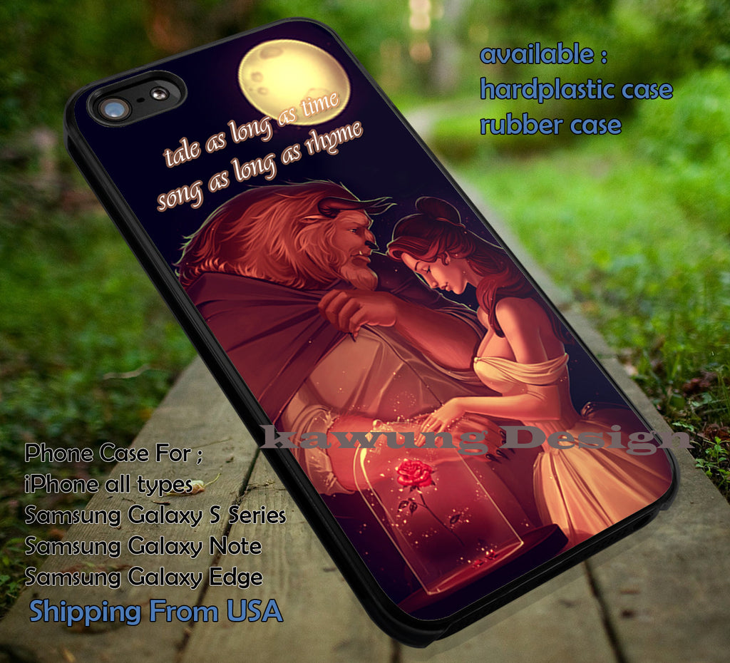 Beauty Quote of Love case/cover for iPhone 4/4s/5/5c/6/6+/6s/6s+ Samsung Galaxy S4/S5/S6/Edge/Edge+ NOTE 3/4/5 #cartoon #disney #animated #beautyandthebeast ii - Kawung Design  - 1