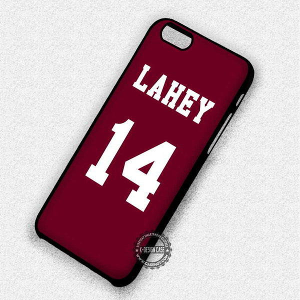 14 Teen Wolf Lahey Lacrosse Jersey - iPhone 7 6 Plus 5c 5s SE Cases & Covers - Kawung Design  - 1