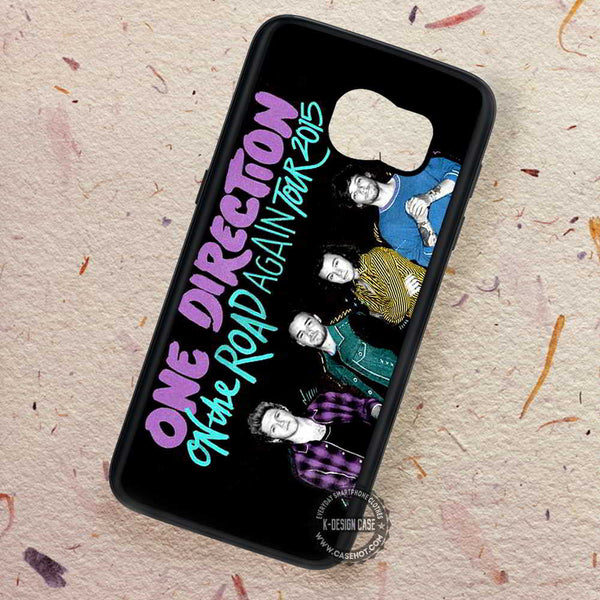 1D On the Road Again Without Zayn - Samsung Galaxy S7 S6 S5 Note 7 Cases & Covers