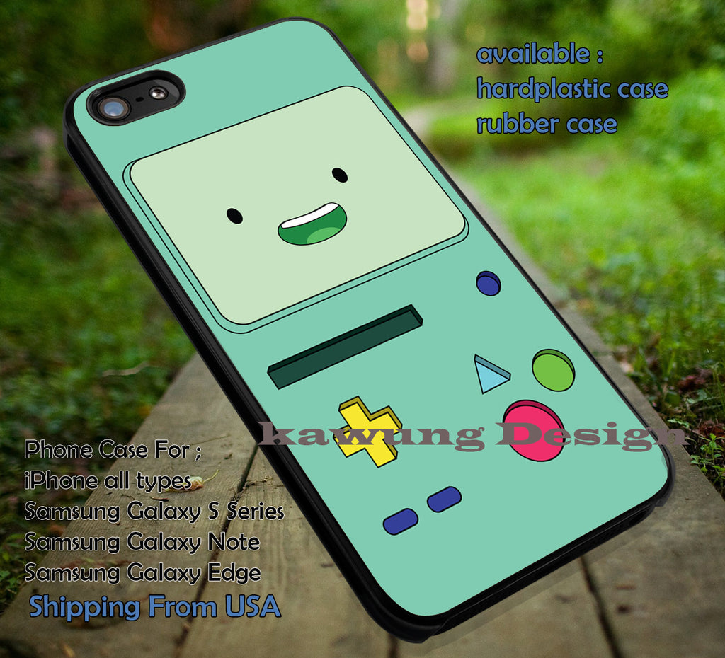 Adventure Beemo Game Board iPhone X 8+ 7 6s Cases Samsung Galaxy S8 S7 edge NOTE 8 5 4