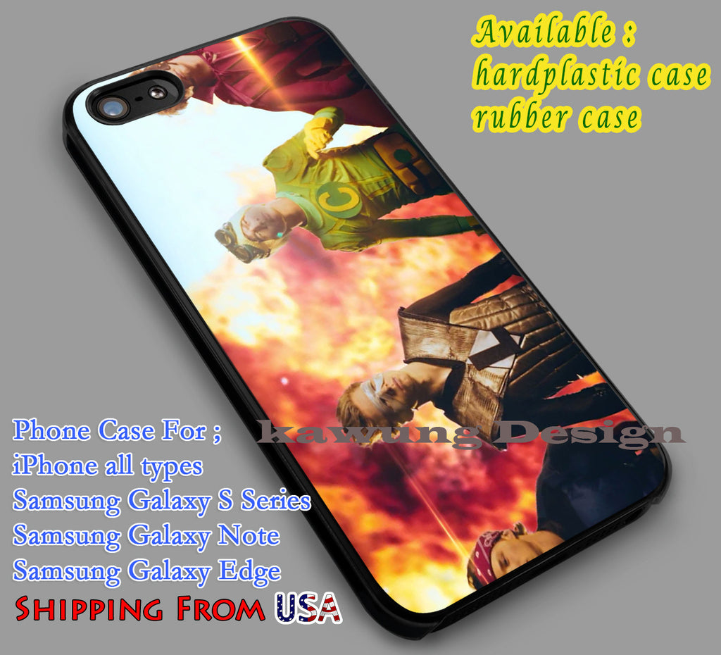 5SOS Superhero iPhone 6s 6 6s+ 5c 5s Cases Samsung Galaxy s5 s6 Edge+ NOTE 5 4 3 #music #5sos dl5 - K-Designs