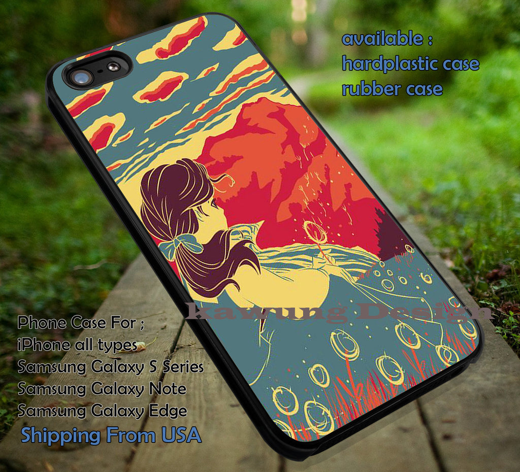 Art In Wind Princess, Belle, Beuty and The Beast, Cartoon, case/cover for iPhone 4/4s/5/5c/6/6+/6s/6s+ Samsung Galaxy S4/S5/S6/Edge/Edge+ NOTE 3/4/5 #cartoon #disney #animated #beautyandthebeast ii - Kawung Design  - 1