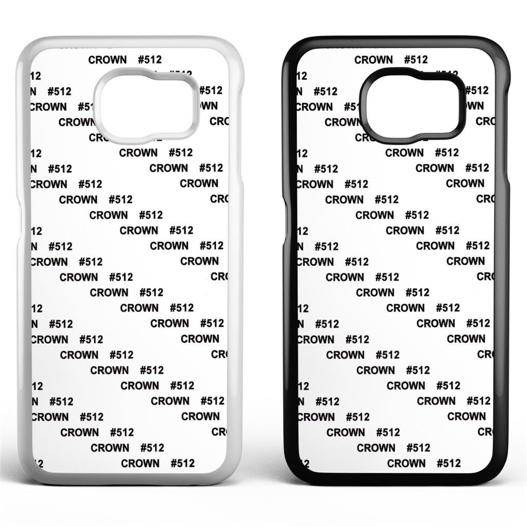 Can't Accept Not Trying Samsung Galaxy s3 s4 s5 s6 Edge+ NOTE 5 4 3 Cases #quote lk - Kawung Design  - 3
