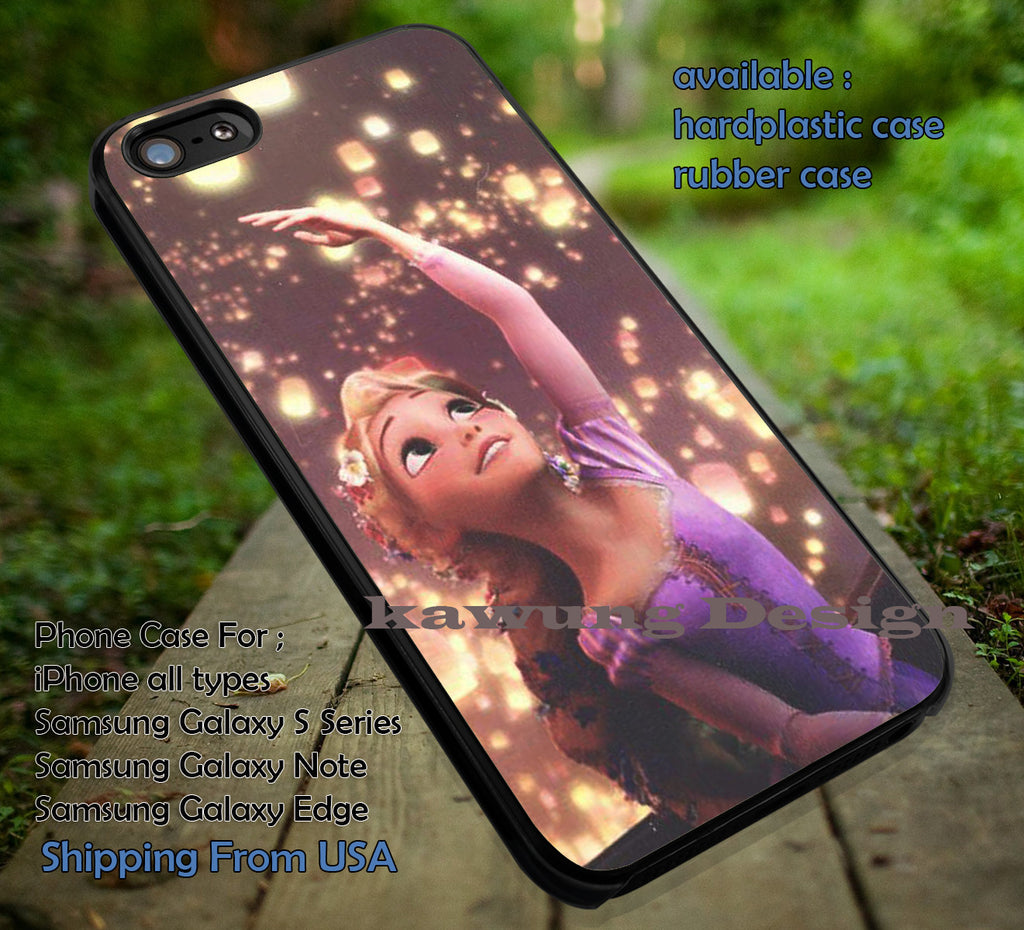 Beautiful Lantern, Disney Princess, Elsa, case/cover for iPhone 4/4s/5/5c/6/6+/6s/6s+ Samsung Galaxy S4/S5/S6/Edge/Edge+ NOTE 3/4/5 #cartoon #disney #animated  #frozen ii - Kawung Design  - 1