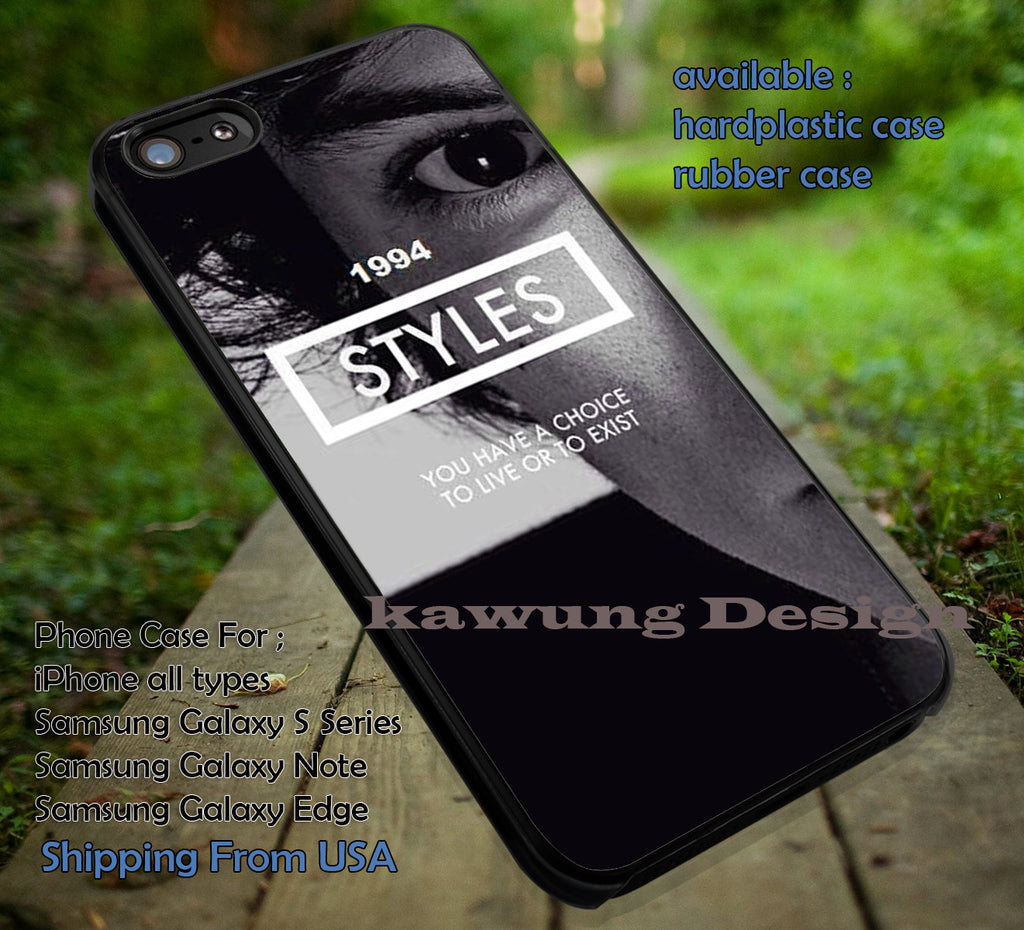 94 Styles and Quote Harry Styles iPhone 7 7+ 6s 6 Cases Samsung Galaxy S8 S7 edge S6 S5 NOTE 5 4
