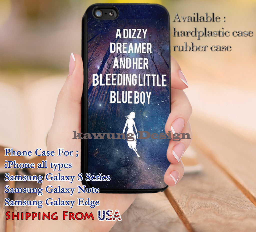 A Dizzy Dreamer Quote Pierce The Veil iPhone 6s 6 6s+ 5c 5s Cases Samsung Galaxy s5 s6 Edge+ NOTE 5 4 3 #music #ptv dl9 - K-Designs