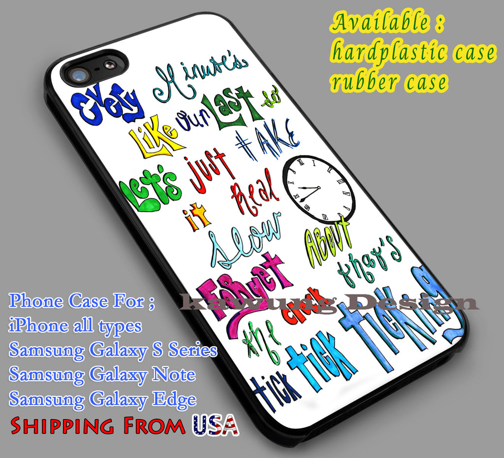 About Your Lyric | One Direction | Quotes iPhone 6s 6 6s+ 6plus Cases Samsung Galaxy s5 s6 Edge+ NOTE 5 4 3 #music #1d dl2 - Kawung Design  - 1