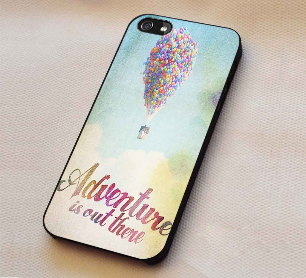 Adventure is Out There Up iPhone 6s 6 6s+ 5c 5s Cases Samsung Galaxy s5 s6 Edge+ NOTE 5 4 3 #cartoon #disney #animated #up lk1 - Kawung Design  - 1