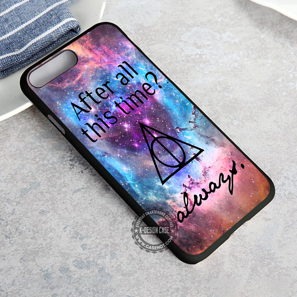 After All This Time Always Quote Harry Potter iPhone 8 Plus Case