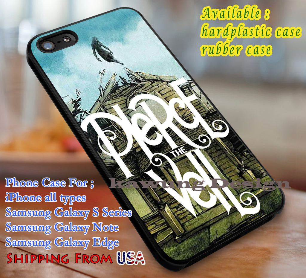 Pierce The Veil Album Cover iPhone 7 7+ 6s 6 Cases Samsung Galaxy S8 S7 edge S6 S5  NOTE 5 4 3