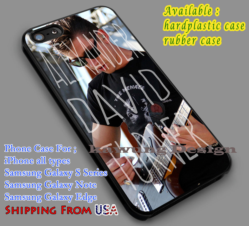 Alex Turner Arctic Monkeys Band iPhone 6s 6 6s+ 5c 5s Cases Samsung Galaxy s5 s6 Edge+ NOTE 5 4 3 #music #arc dl7 - Kawung Design  - 1