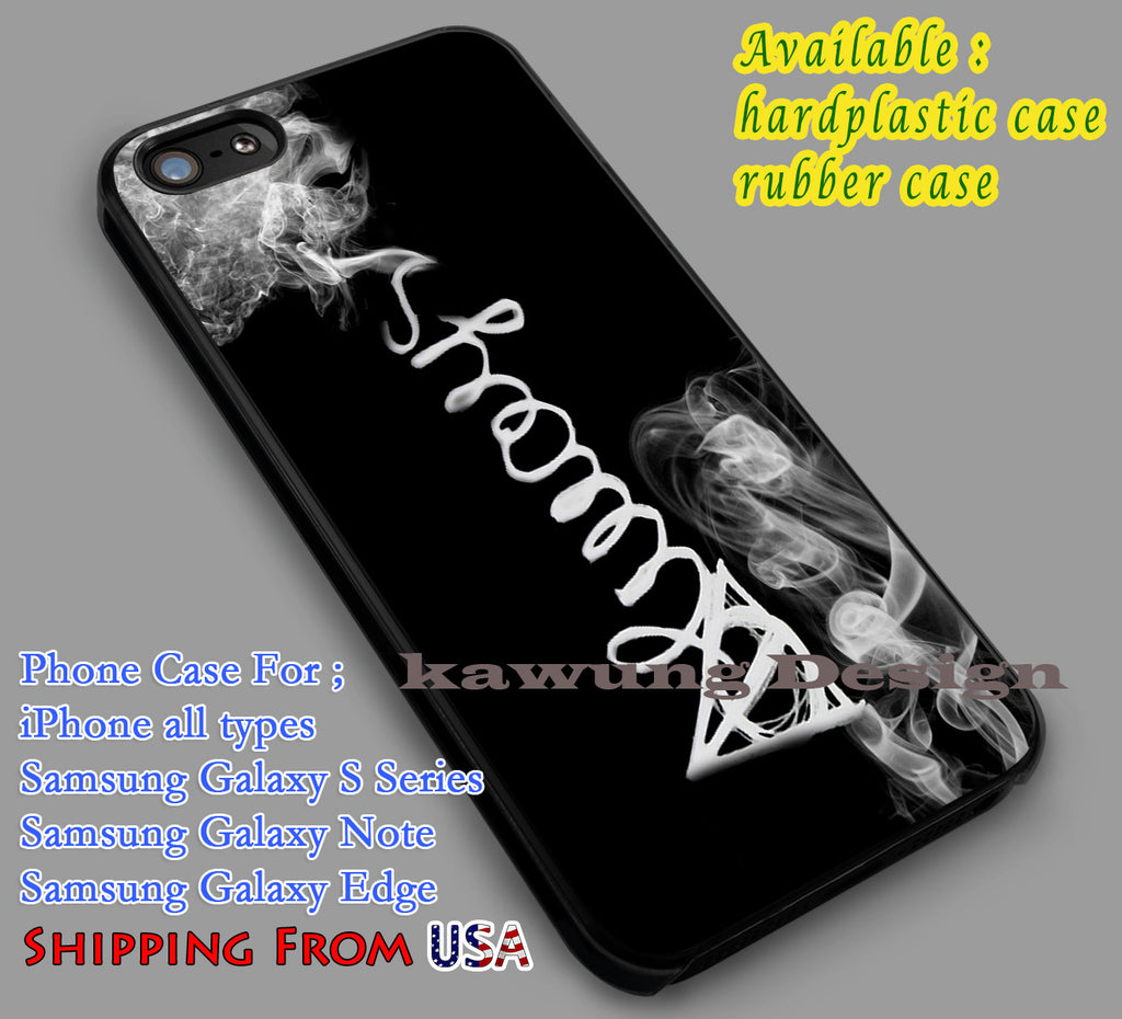 Always Harry Potter iPhone 8+ 7 6s Cases Samsung Galaxy S8 S7 edge NOTE 8 5 4