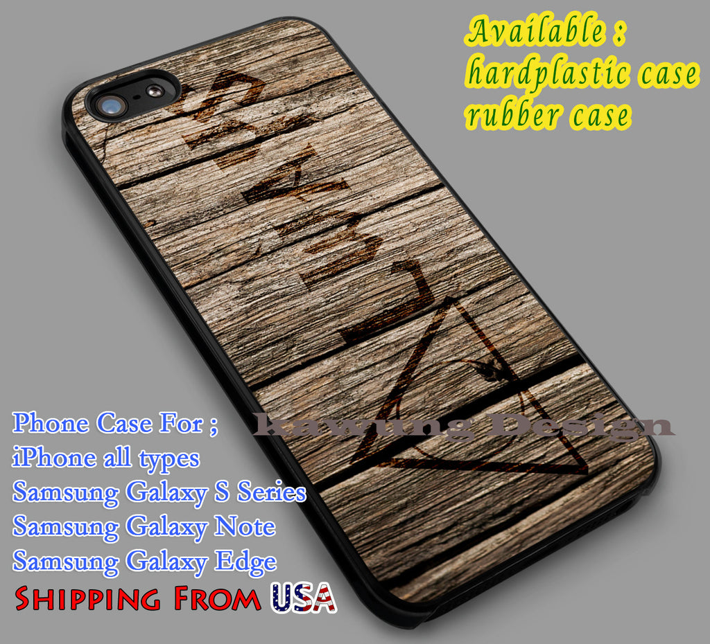 Always Harry Potter Deathly Hallows iPhone X 8+ 7 6s Cases Samsung Galaxy S8 S7 edge NOTE 8 5 4