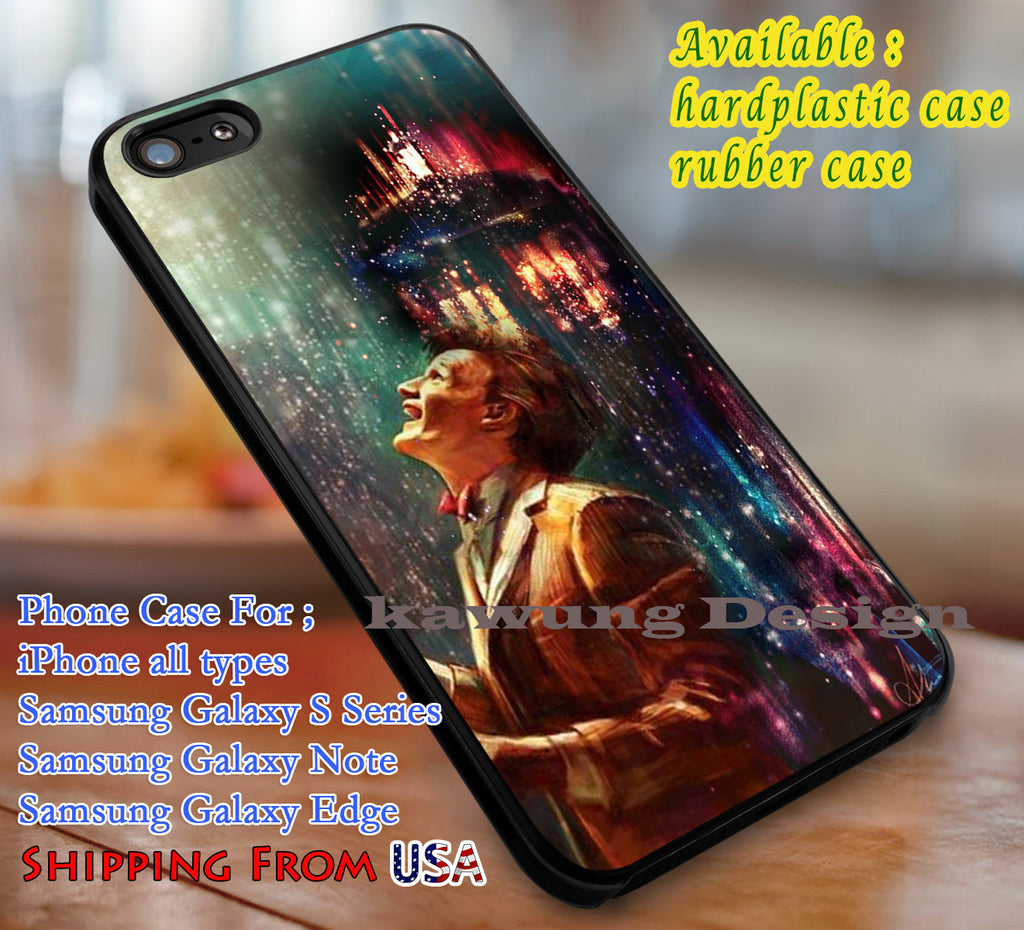 Amazing Painting Dr Who iPhone 8+ 7 6s Cases Samsung Galaxy S8 S7 edge NOTE 8 5 4