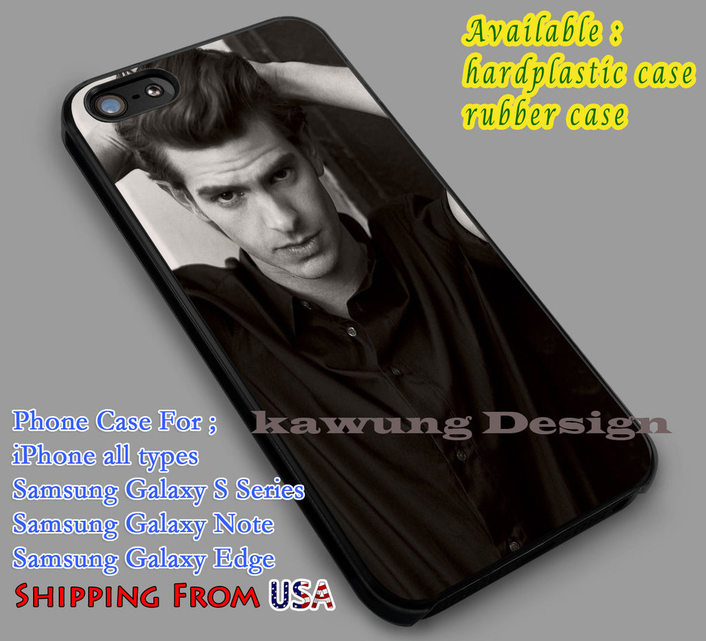 Andrew Garfield | Spiderman | Amazing iPhone 6s 6 6s+ 6plus Cases Samsung Galaxy s5 s6 Edge+ NOTE 5 4 3 #movie #disney #animated #marvel #comic #spiderman dl2 - Kawung Design  - 1