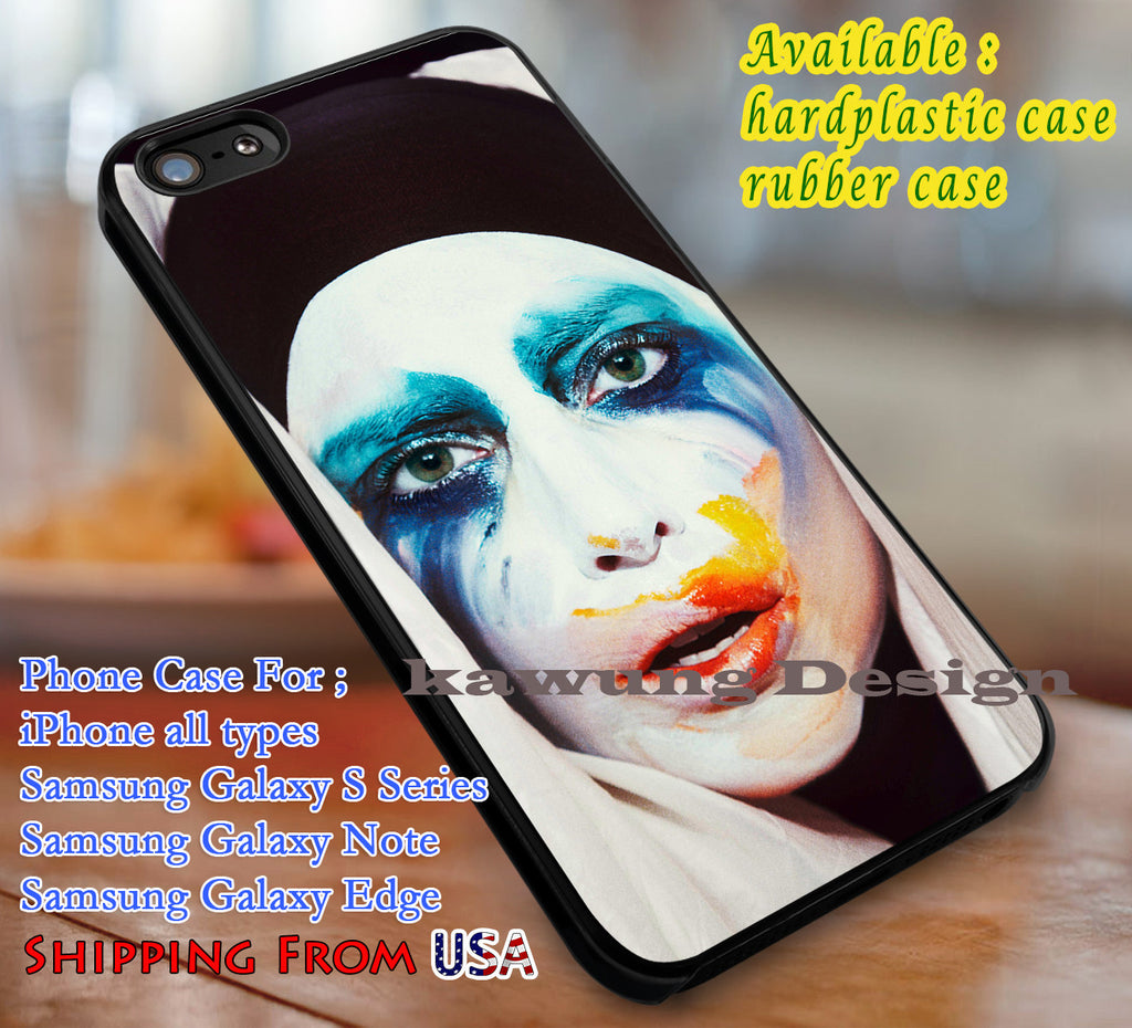 Applause Lady Gaga iPhone 6s 6 6s+ 6plus Cases Samsung Galaxy s5 s6 Edge+ NOTE 5 4 3 #music #lg dl3 - Kawung Design  - 1