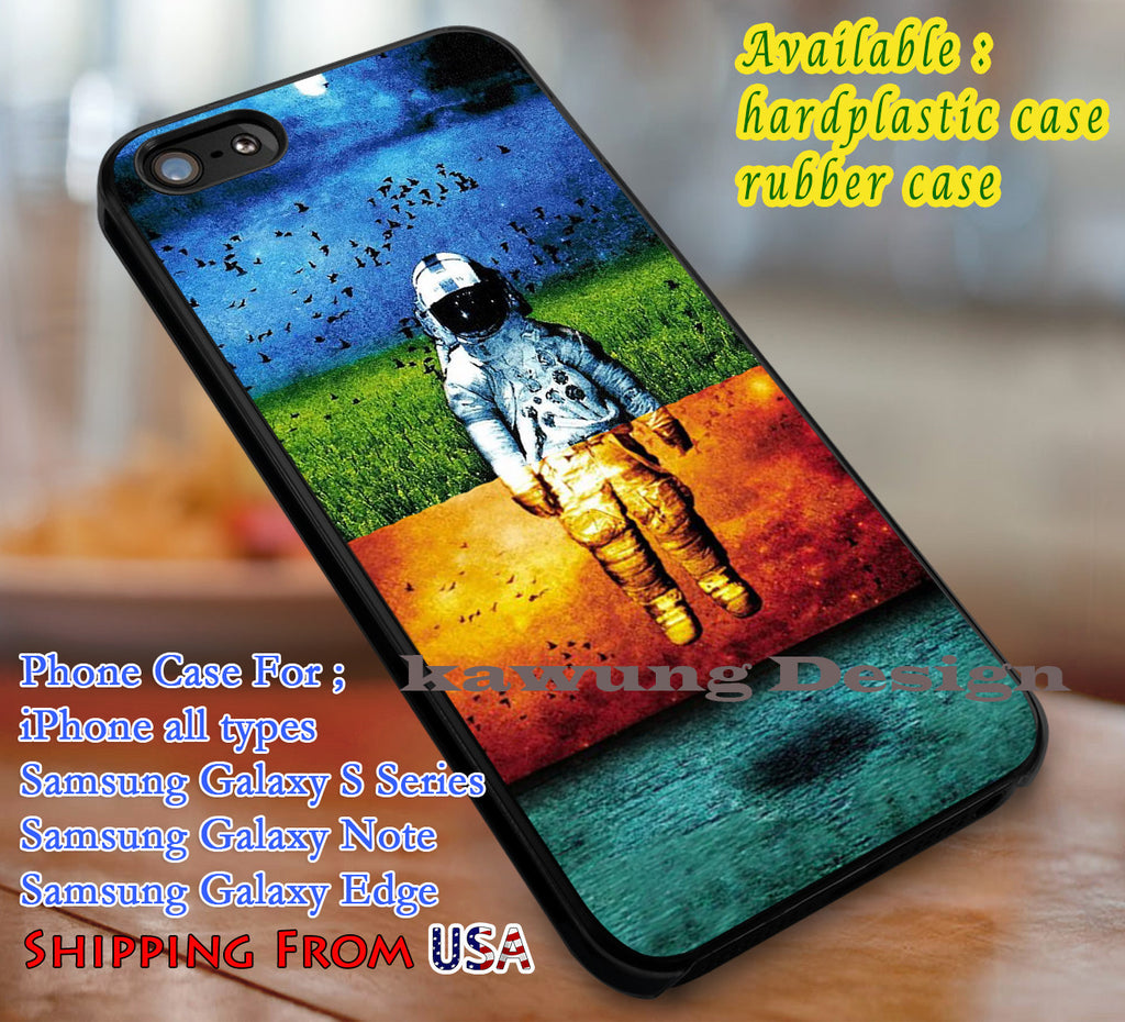 Astronaut Brand New Deja Etendu iPhone X 8+ 7 6s Cases Samsung Galaxy S8 S7 edge NOTE 8 5 4