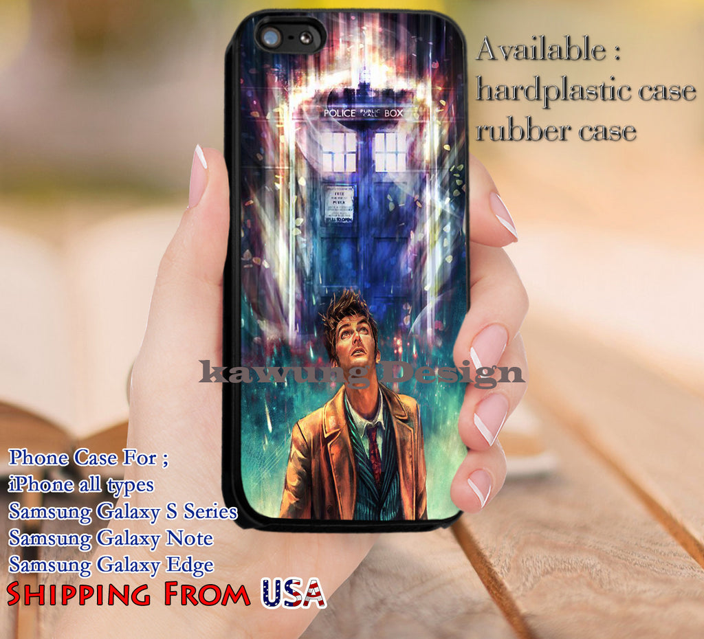 Awesome Tardis dr Who iPhone 6s 6 6s+ 5c 5s Cases Samsung Galaxy s5 s6 Edge+ NOTE 5 4 3 #movie #supernatural #superwholock #sherlock #doctorWho dl14 - Kawung Design  - 1