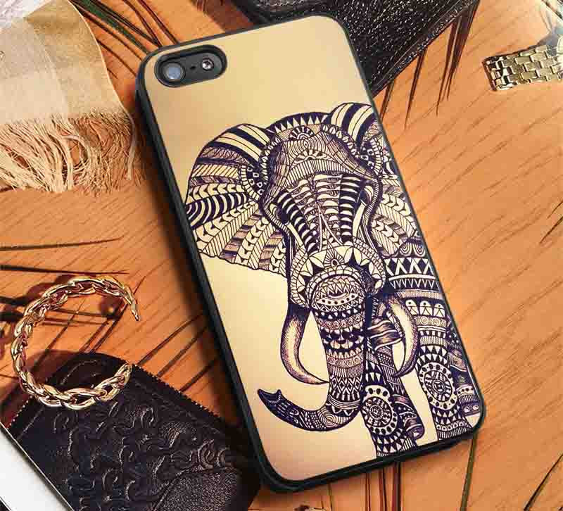 Copy of Aztec Elepanth Vintage iPhone 6s 6 6s+ 5c 5s Cases Samsung Galaxy s5 s6 Edge+ NOTE 5 4 3 #art lk1 - Kawung Design  - 1