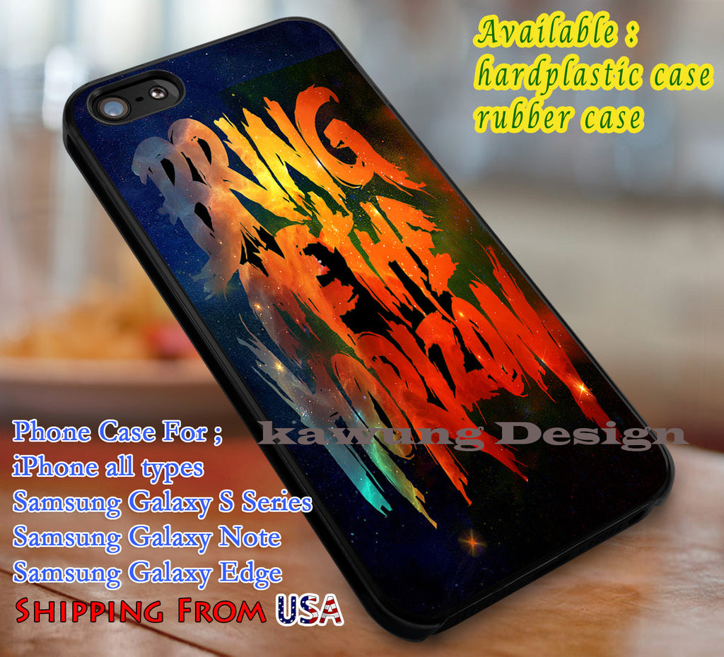 BMTH | Bring Me The Horizon | BMTH | Case/Cover for iPhone 4/4s/5/5c/6/6+/6s/6s+ Samsung Galaxy S4/S5/S6/Edge/Edge+ NOTE 3/4/5 #music #bmth dl1 - Kawung Design  - 1