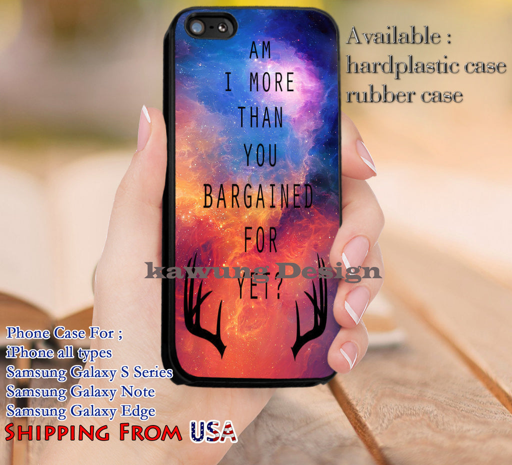 Bargained Fall Out Boy Lyric iPhone 6s 6 6s+ 5c 5s Cases Samsung Galaxy s5 s6 Edge+ NOTE 5 4 3 #music #fob dl12 - Kawung Design  - 1