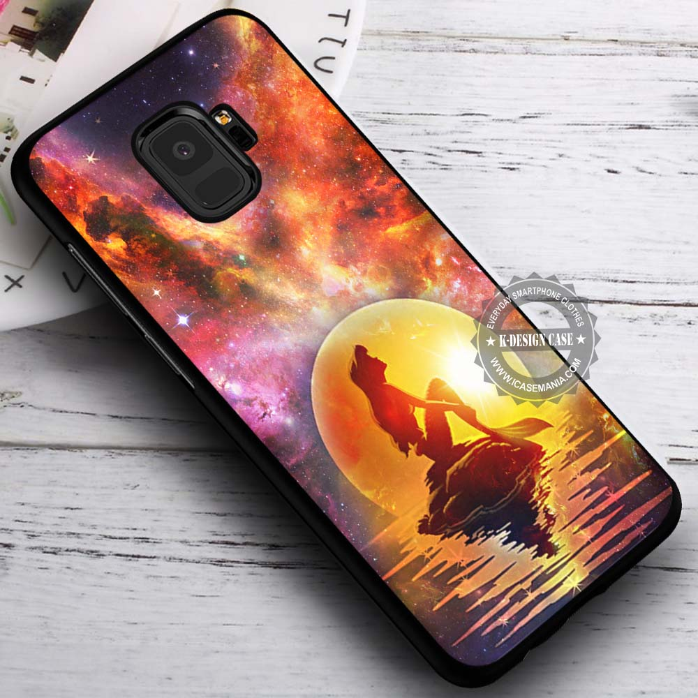 The Little Mermaid Disney Galaxy Samsung Galaxy S9 Case