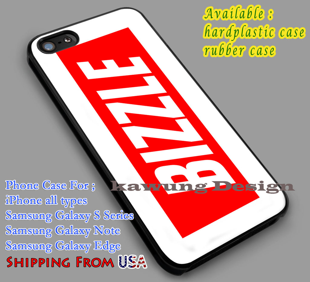 Bizzle Justin Bieber iPhone X 8+ 7 6s Cases Samsung Galaxy S8 S7 edge NOTE 8 5 4