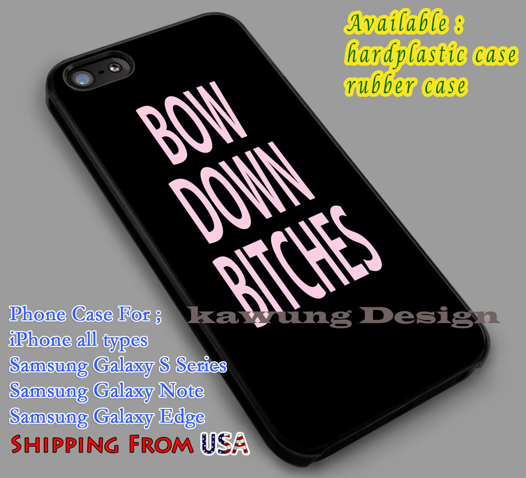 Bow Down | Beyonce | Lyric iPhone 6s 6 6s+ 6plus Cases Samsung Galaxy s5 s6 Edge+ NOTE 5 4 3 #music #byc dl2 - Kawung Design  - 4