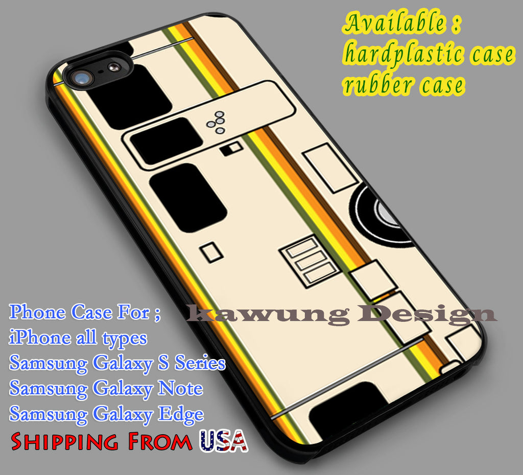 Breaking Bad | The RV Van | Car iPhone 6s 6 6s+ 6plus Cases Samsung Galaxy s5 s6 Edge+ NOTE 5 4 3 #movie #BreakingBad dl2 - Kawung Design  - 1