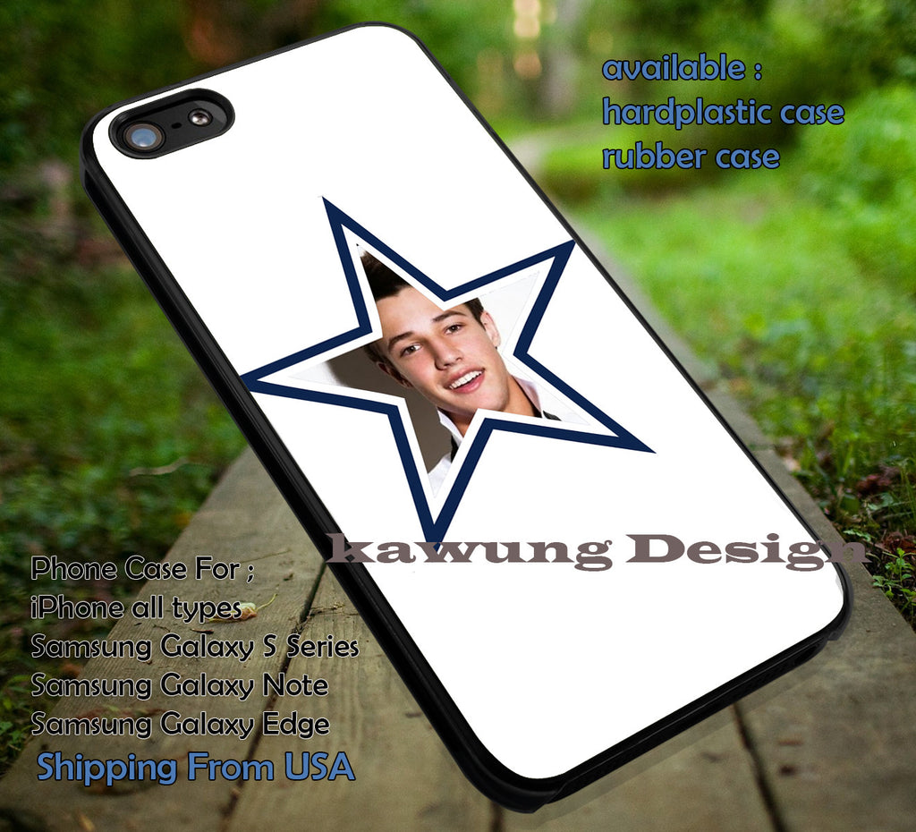 CD Dallas Cowboy iPhone 6s 6 6s+ 6plus Cases Samsung Galaxy s5 s6 Edge+ NOTE 5 4 3 #movie #MagconBoys ii - Kawung Design  - 4