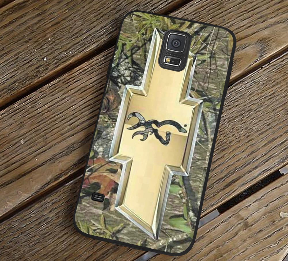 Camo Browning Chevrolet iPhone 7 7+ 6s 6 SE Cases Samsung Galaxy S7 edge S6 S5  NOTE 7 5 4 3