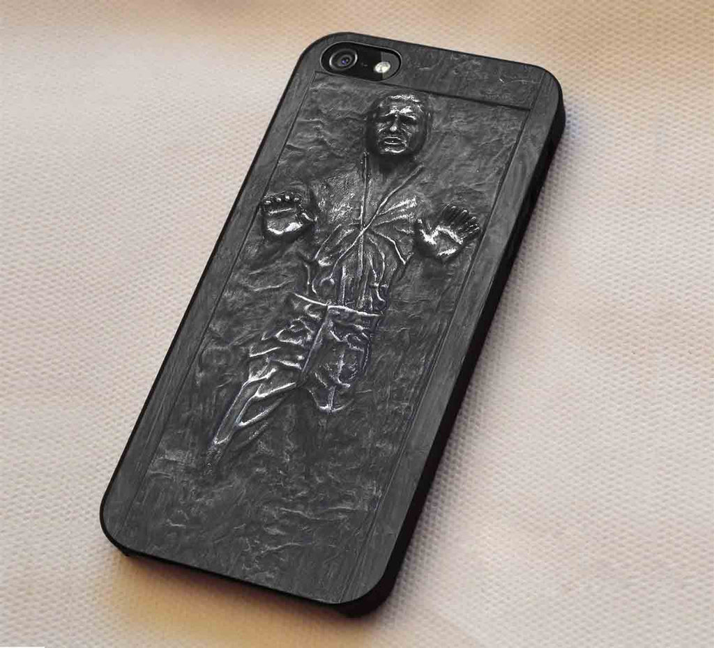 Carbonite Han Solo Star Wars iPhone 6s 6 6s+ 5c 5s Cases Samsung ...