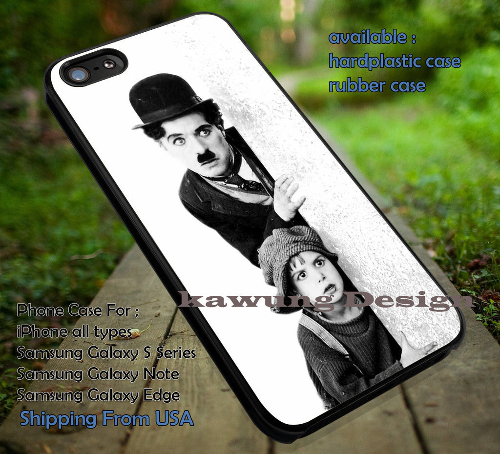 Charlie Chaplin Vintage iPhone 6s 6 6s+ 6plus Cases Samsung Galaxy s5 s6 Edge+ NOTE 5 4 3 #movie #actor #cpln ii - Kawung Design  - 1