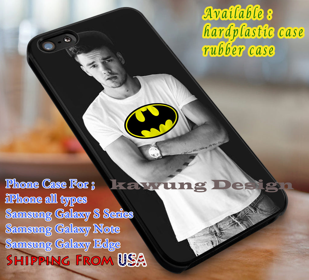 Cool Handsome Liam Payne iPhone 6s 6 6s+ 6plus Cases Samsung Galaxy s5 s6 Edge+ NOTE 5 4 3 #music #1d dl3 - Kawung Design  - 1