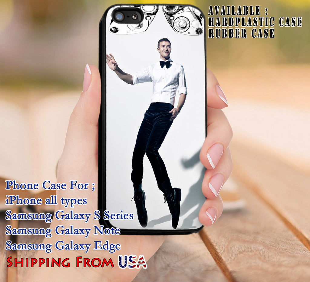 Cool Justin Timberlake iPhone 6s 6 6s+ 5c 5s Cases Samsung Galaxy s5 s6 Edge+ NOTE 5 4 3 #music #jt dl8 - Kawung Design  - 1
