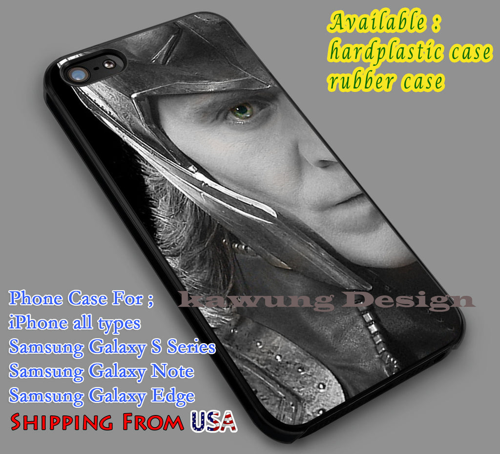 Cool Villain Thor iPhone 6s 6 6s+ 5c 5s Cases Samsung Galaxy s5 s6 Edge+ NOTE 5 4 3 #movie #disney #animated #marvel #comic dl6 - Kawung Design  - 1