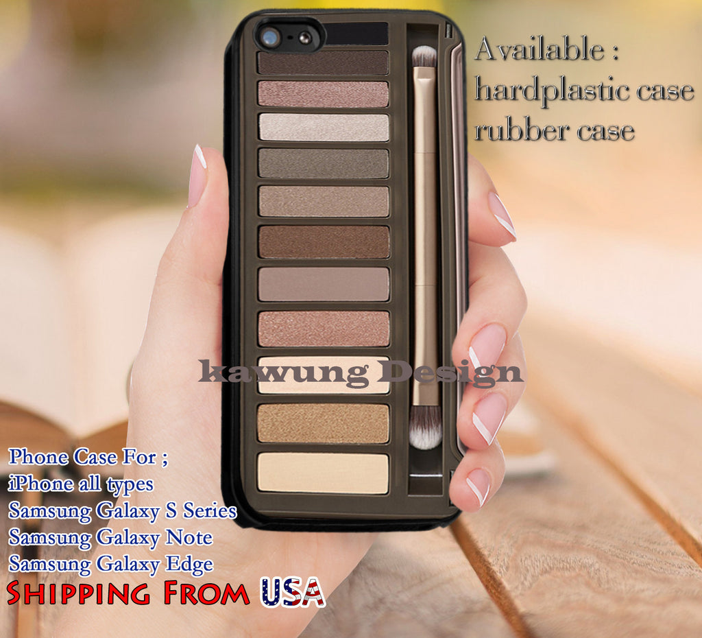 Cosmetic Pallette Make Up iPhone 6s 6 6s+ 5c 5s Cases Samsung Galaxy s5 s6 Edge+ NOTE 5 4 3 #art dl11 - Kawung Design  - 1