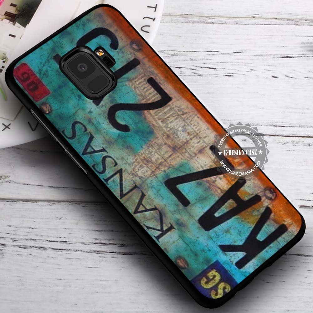 Supernatural License Plate Samsung Galaxy S9 Case