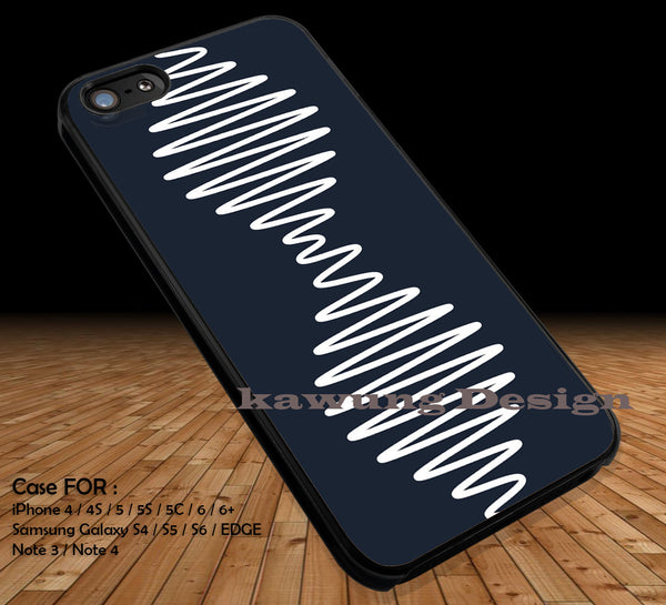 Arctic Monkeys Logo Cell DOP1173 iPhone 6s 6 6s+ 5c 5s Cases Samsung Galaxy s5 s6 Edge+ NOTE 5 4 3 #music #arc - Kawung Design  - 1
