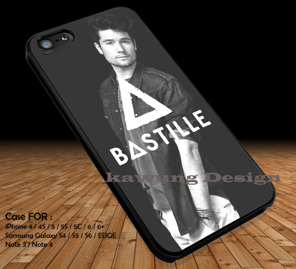 Bastille Dan Smith DOP1177 iPhone 6s 6 6s+ 5c 5s Cases Samsung Galaxy s5 s6 Edge+ NOTE 5 4 3 #music #bst - Kawung Design  - 1