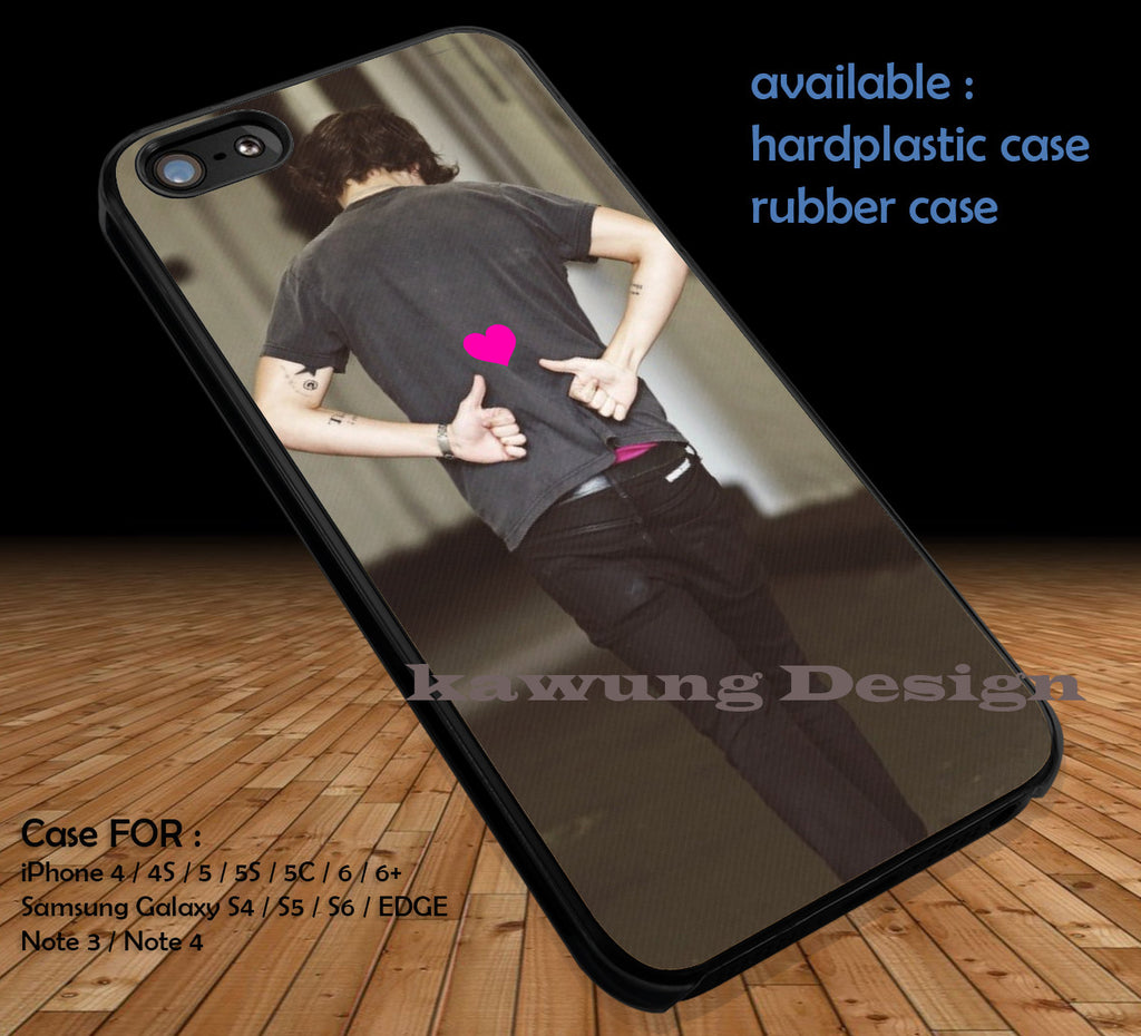 One Direction 1D DOP188 case/cover for iPhone 4/4s/5/5c/6/6+/6s/6s+ Samsung Galaxy S4/S5/S6/Edge/Edge+ NOTE 3/4/5 #music #1d - Kawung Design  - 1
