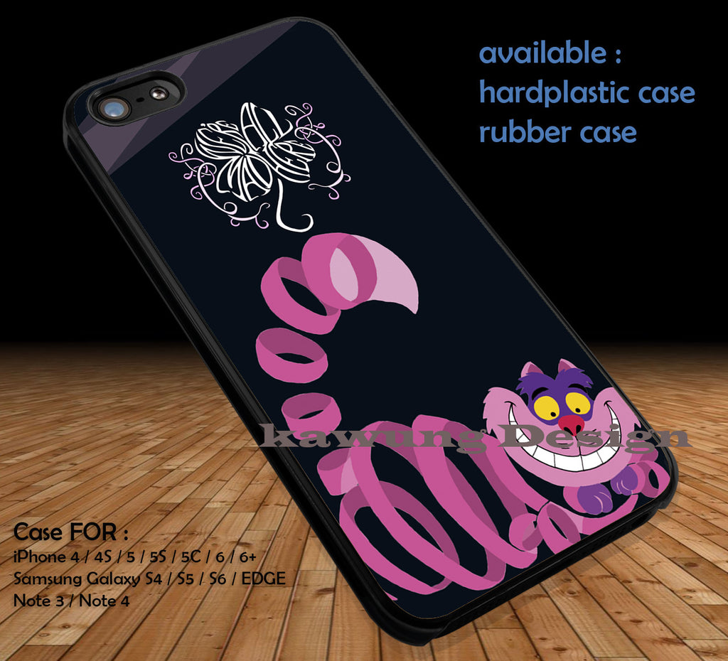 Cheshire Cat Alice In Wonderland Pizza iPhone 8+ 7 6s Cases Samsung Galaxy S8 S7 edge NOTE 8 5
