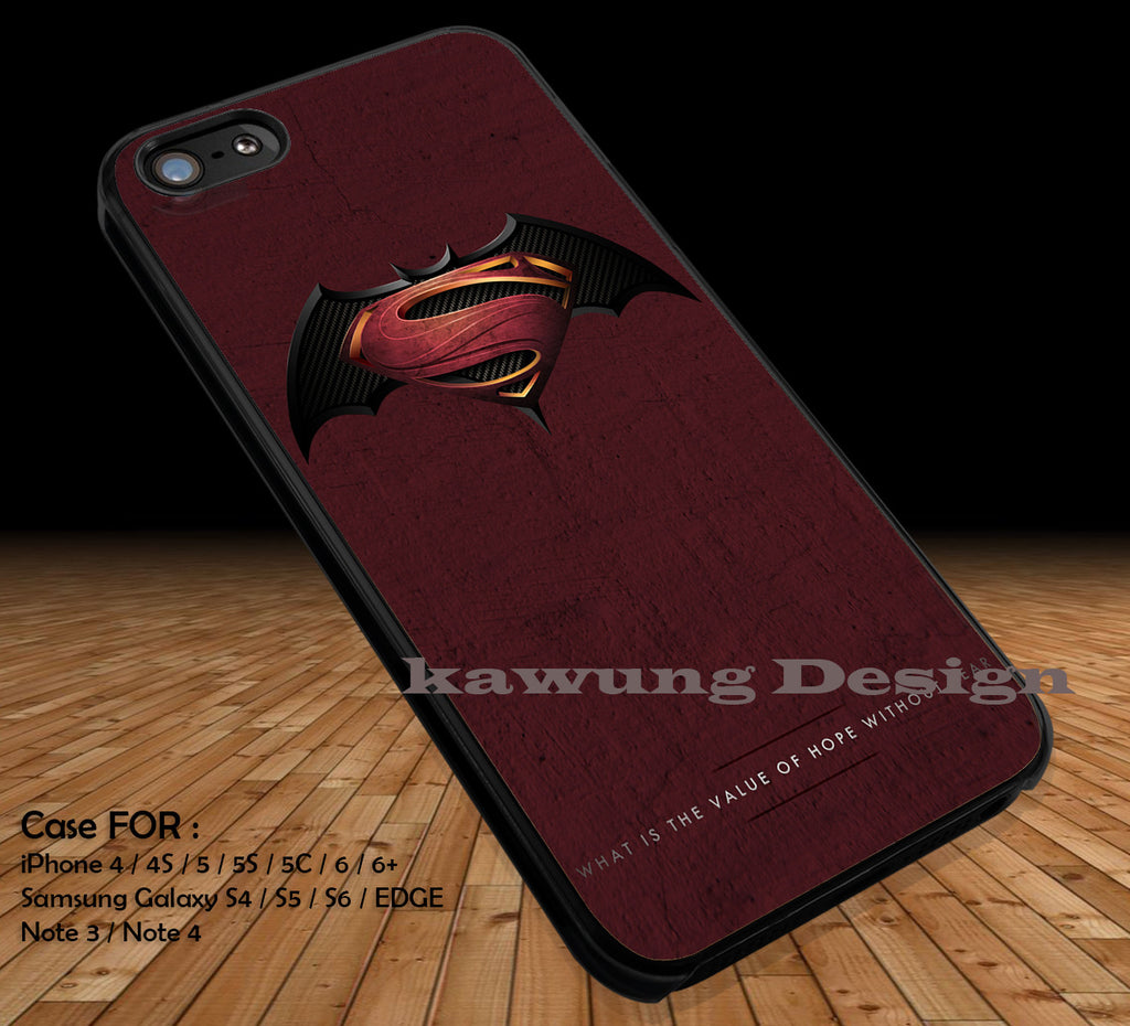 Batman vs superman Damask DOP187  case/cover for iPhone 4/4s/5/5c/6/6+/6s/6s+ Samsung Galaxy S4/S5/S6/Edge/Edge+ NOTE 3/4/5 #movie #cartoon #superheroes - Kawung Design  - 1