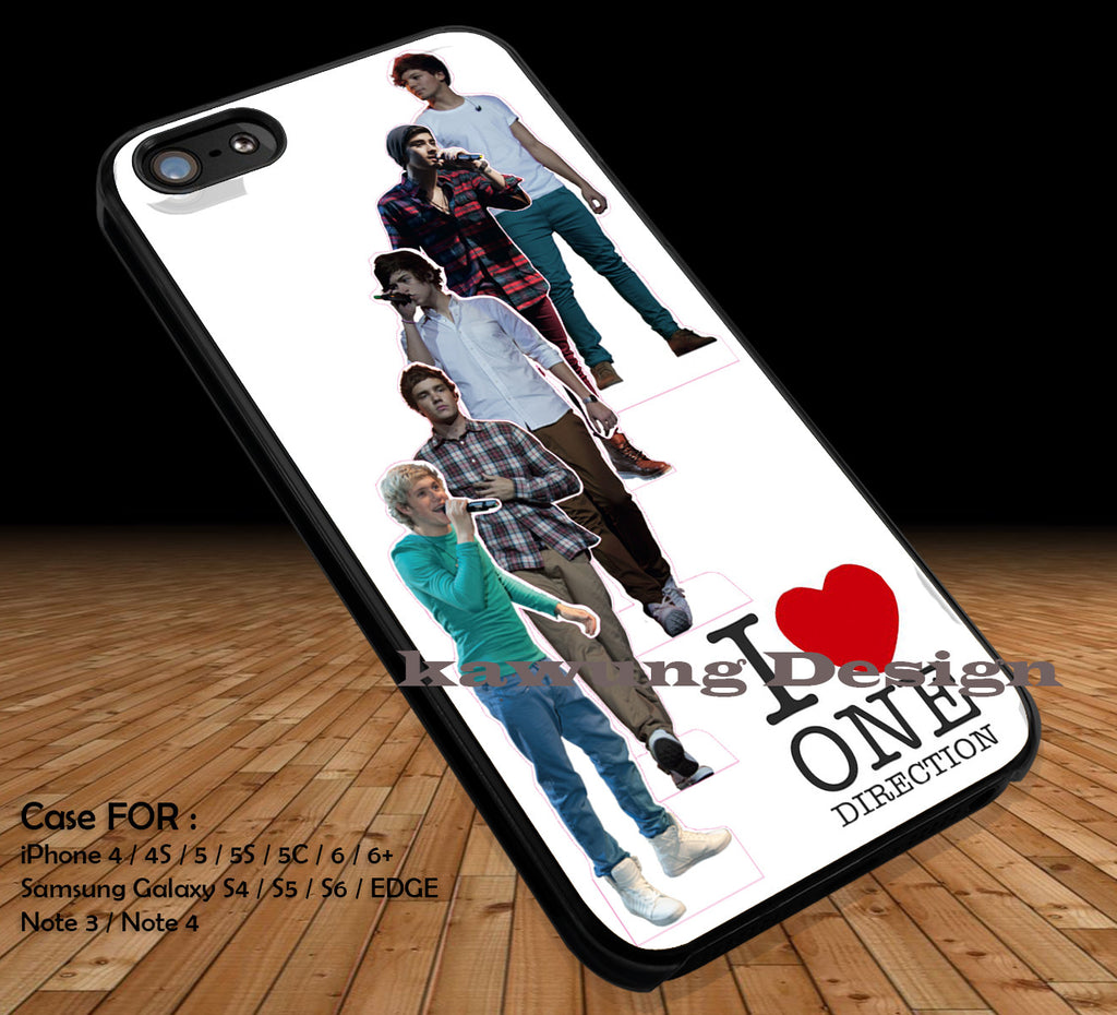 One Direction 1D DOP2149 case/cover for iPhone 4/4s/5/5c/6/6+/6s/6s+ Samsung Galaxy S4/S5/S6/Edge/Edge+ NOTE 3/4/5 #music #1d - Kawung Design  - 1